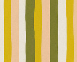 Perennial - Stripes Citrus by Sarah Golden from Andover Fabrics