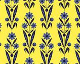 Somerset - Daisy Bouquet Yellow from Benartex Fabrics