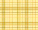 Home Grown - Plaid Yellow from Benartex Fabrics