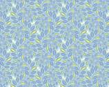 Nightingale - Vine Blue by Contempo from Benartex Fabrics