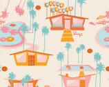Sunburst - Hello Summer Hot Homes from Art Gallery Fabrics