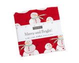 Merry and Bright CHARM Pack by Me and My Sister from Moda Fabrics