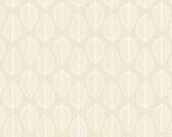 Essentials - Leaf Pearl from Makower UK  Fabric