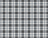 Woodland Winter - Classic Plaid Cashmere by Two Can Art from Andover Fabrics