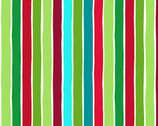 Very Merry - Stripes Multi by Kim Shaefer from Andover Fabrics