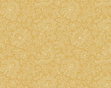 Beehive - Jacobean Yellow by Need'l Love from Andover Fabrics