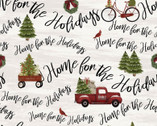Home for the Holidays - Words by Beth Albert from 3 Wishes Fabric
