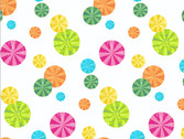 The VHC In the Garden Parasol Party Day by Eric Carle from Andover Fabrics