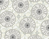 Christmas Winter Wonderland Medallion from Springs Creative Fabric
