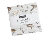 Botanicals Charm Pack by Janet Clare from Moda Fabrics