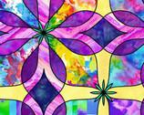 Geofetti - Confetti Blooms by Art Loft from Studio E Fabrics