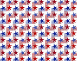 Your Vote Counts - Stars and Stripes White from Benartex Fabrics