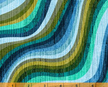 Terrain Wave - Waves Water by Whistler Studios from Windham Fabrics