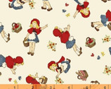 Little Red Riding Hood - Ivory by Whistler Studios from Windham Fabrics
