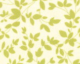 Oh Deer - Leaves Silhouettes Twiggy Green from Momo from Moda
