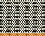 Aster - Black Button Dot by Colonial Williamsburg from Windham Fabrics