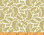 Aster - Ivory Tossed Fern from Windham Fabrics