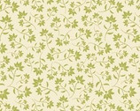 Serenata - Petal Green Flower from Riley Blake
