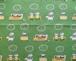 Puti De Pome - Lightweight Canvas - Classroom green from Kiyohara
