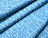 Modern Home - Brick Wall - Organic Cotton Print Fabric from Monaluna