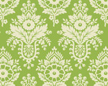 Up Parasol -Green Lulu by Heather Bailey from Free Spirit Fabric