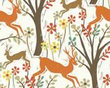 Woodwinked - Bone Woodland Deer from Dear Stella