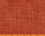 Freedom - Red Texture Cotton Print Fabric from Windham Fabrics
