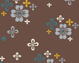 Westwood - Dapple - Organic Cotton Print Fabric from Monaluna