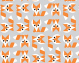 Fox by Ed Emberley from Cloud 9 Fabrics