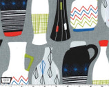 Jug or Not - Gray Vases from Michael Miller
