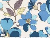 Best Buds - Cream Flowers from Michael Miller