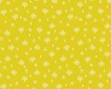 Around Town - Yellow Tone on Tone Tree & House from Studio E