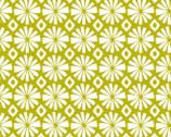 Ikat Dot Green from Blend Fabrics