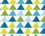 Mixed Bag - Tee Pee Sweet Pee Triangles by Studio M from Moda