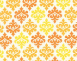 Giggles - Bang Yellow Floral by Me & My Sister Designs from Moda