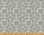 Hidden Cove - Tile Grey by Sue Schlabach from Windham Fabrics