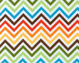 Remix FLANNEL - Wild Chevron by Ann Kelle from Robert Kaufman