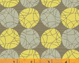 Market Road - Twine Brown Gray by Cheryl Warwick  from Windham Fabrics