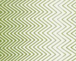 Simply Style - Zig Zag Chevron Green by V and Co from Moda