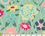 Curiosities - Splendiferous Chill by Jeni Baker from Art Gallery Fabrics