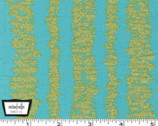 Glitz Bars - Luna Metallic Print Cotton Fabric from Michael Miller