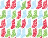 Festive - Christmas Stockings by Jo Clark from Cloud 9 Fabrics