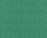Mini Confetti Dot - Emerald from Dear Stella
