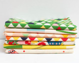 Hyakka Ryoran Toys Fabric Bundle - Half Yard Bundle - 7 half yard pieces