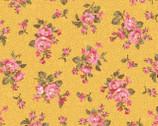 Rosemont Manor - Saffron Heirloom Roses from Benartex