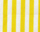 Simple Coordinate - Skinny Stripe Yellow from Quilt Gate
