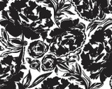 Modern Eclectic - Arianna Black from Blend Fabrics