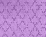 Pearl Essence Quatrefoil - Violet from Maywood Studio