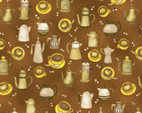 Good Morning Sunshine - Coffee Pots and Cups from Henry Glass