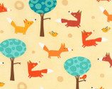 Creatures and Critters 3 - Park Fox by Amy Schimler from Robert Kaufman